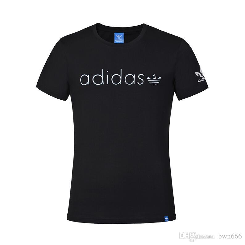 1274d3a36c Compre T Shirt Dos Homens Casual Listrado 2018 Nova Moda Lapela POLO Camisa  Designer De Marca De Luxo Bordado Impressão De Algodão De Alta Qualidade T  Shirt ...