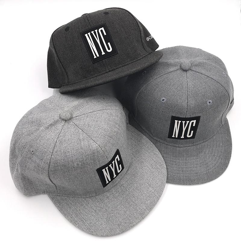 Cotton Letter NYC Baseball Cap Snapback Hat For Men Casquette Women Leisure  Outdoor Sport Hat Wholesale Fashion Accessories Army Hats Custom Caps From  ... 061693acc47