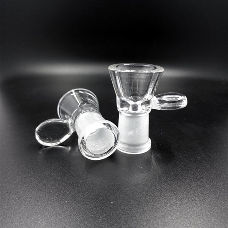 Bowl for Glass Bongs Hookah Bowls Pipes Slides Bong Smoking Accessories Color Piece Oil Rigs Pieces 14mm/18mm Slide Dab