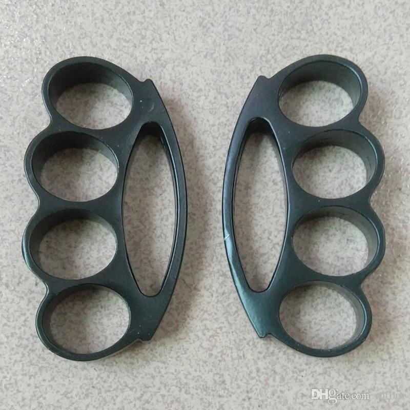 Thick and heavy 18mm F-S THICK CHROMED KIRSITE BRASS KNUCKLES DUSTERS Personal Security fox gear Tools
