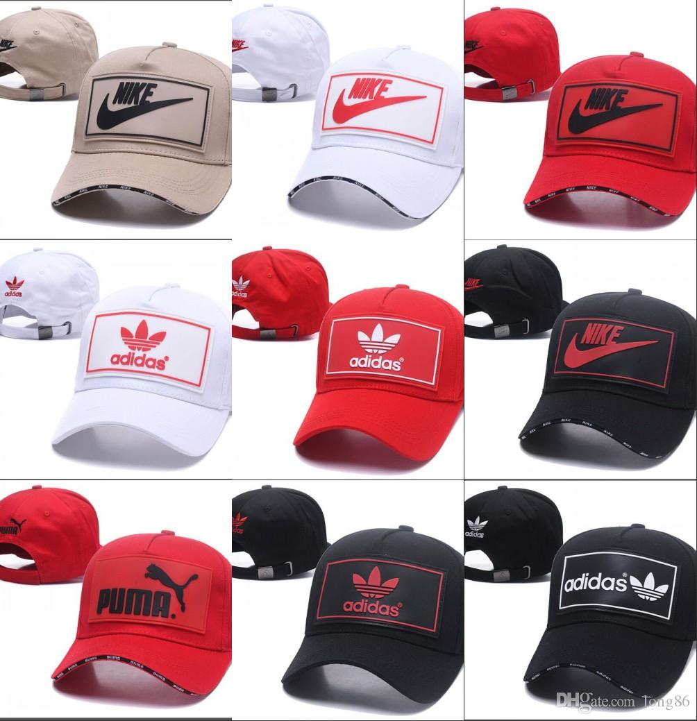 2018 European And American Style High Luxury Cap Brand Hat Best Quality  Baseball Cap Fashion Sun Hat New Snapback Hat High Quality Casquette  Baseball Hat ... 9ee44c45eb5