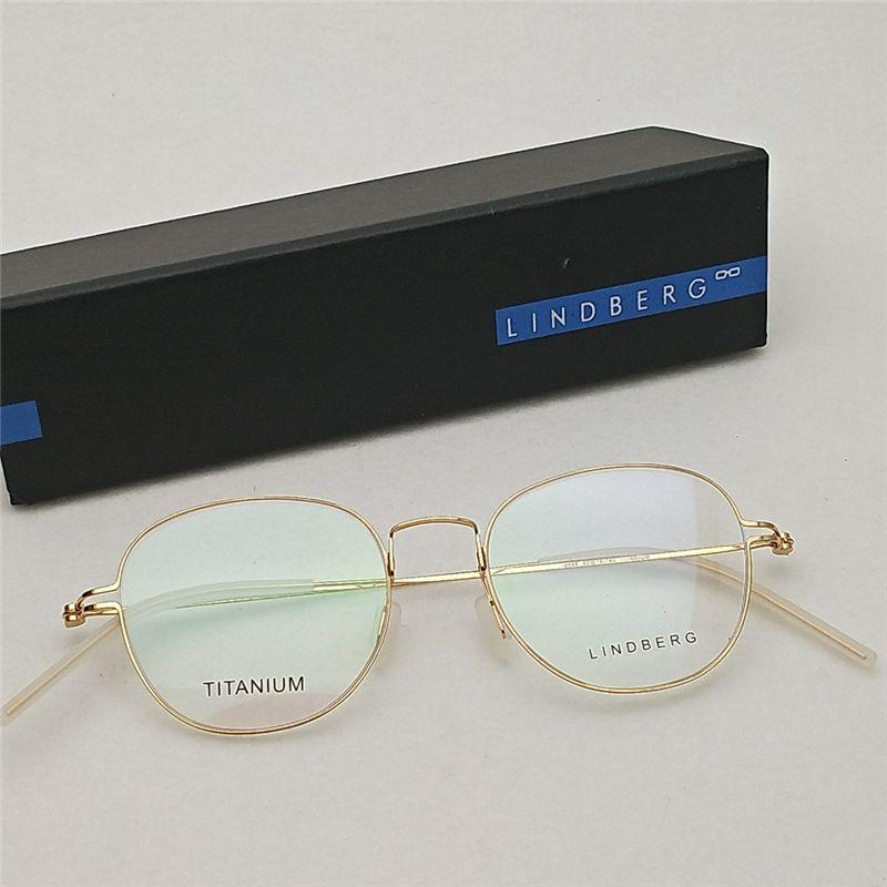 481dbf1f120 New High Quality Lindberg Pure Titanium Super Light Retro Round ...