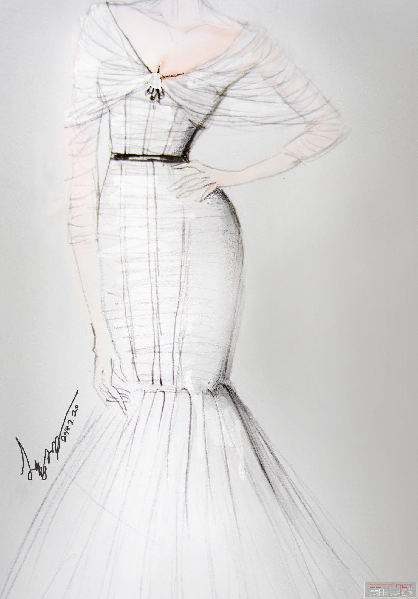 Custom Made 2018 Satin Mermaid Wedding Dress With Belt Halter V ...