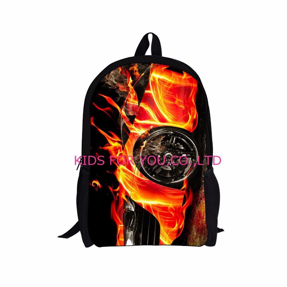 003eeacfd4 Hot Wheels Schoolbag For Boys Casual Student Bag