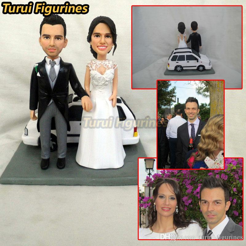 Cake Decor Custom Gift For Bride And Groom Wedding Special Gift