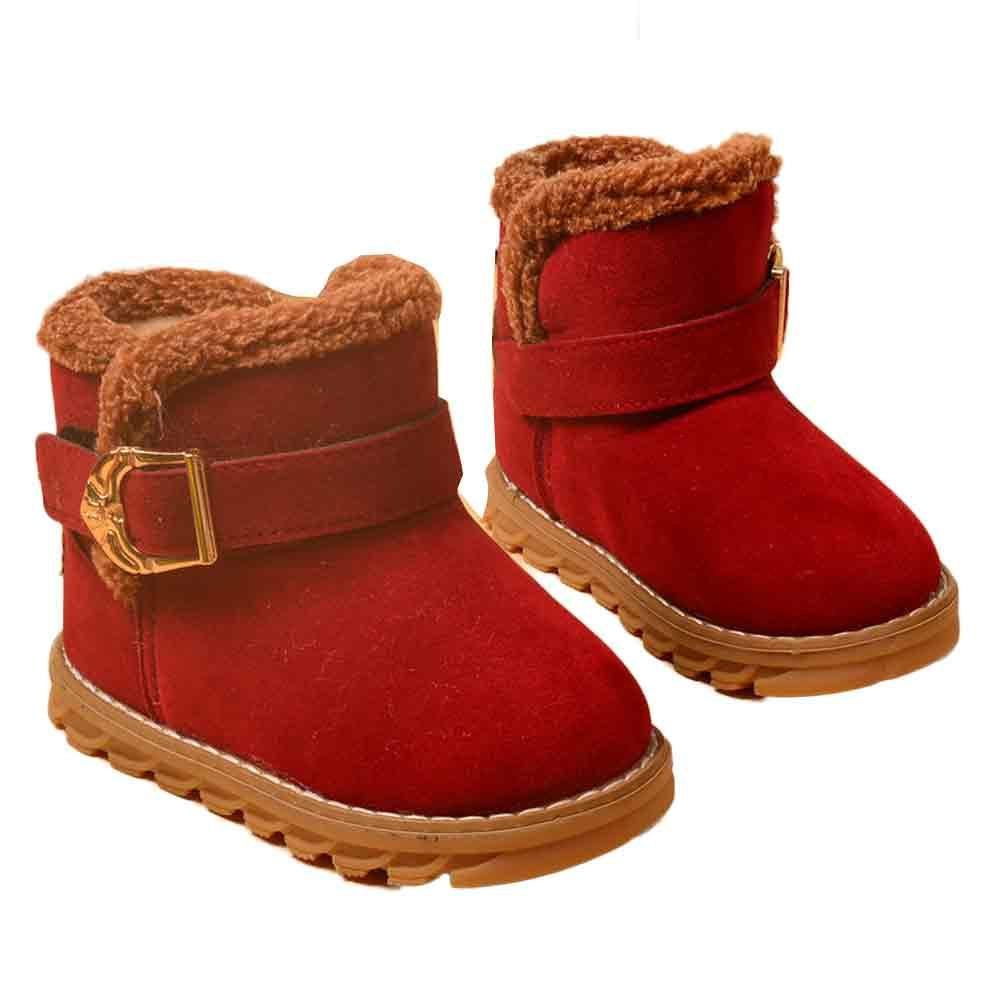 c688027cc Rubber Boots Toddlers Fashion Winter Baby Child Style Letter Boot Warm Snow  Cotton Boots Zapato Nina Girls Boots Black Purple Girls Boots From Yohkoh