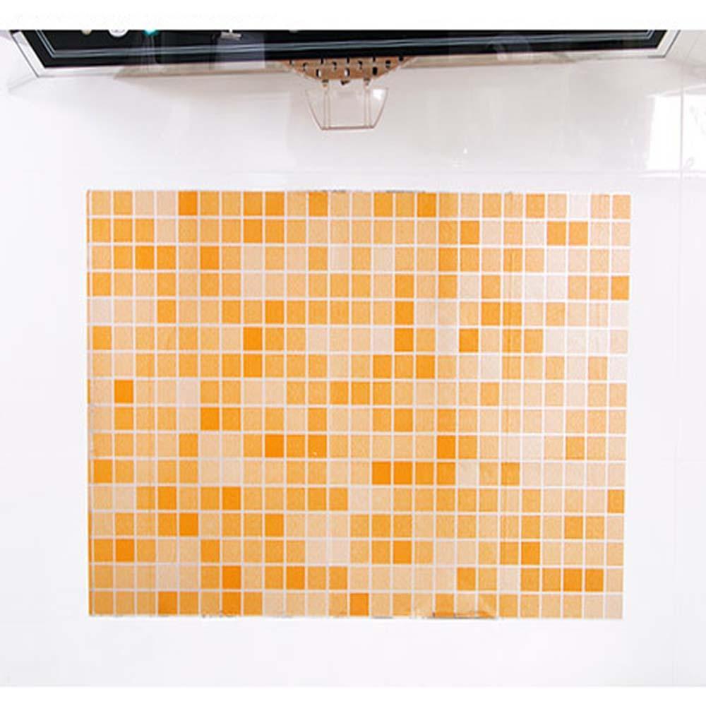 The Bathroom Toilet Waterproof Self Adhesive Stickers Mosaic Tile ...