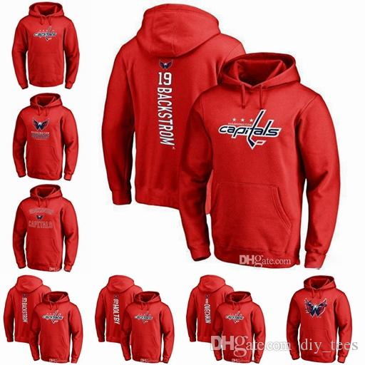 2018 2018 Nhl Washington Capitals Hoodies Alexander Ovechkin Tj Oshie  Braden Holtby Name And Number Player Sweatshirts For Men Women Youth From  Diy tee 451b80ebc90e
