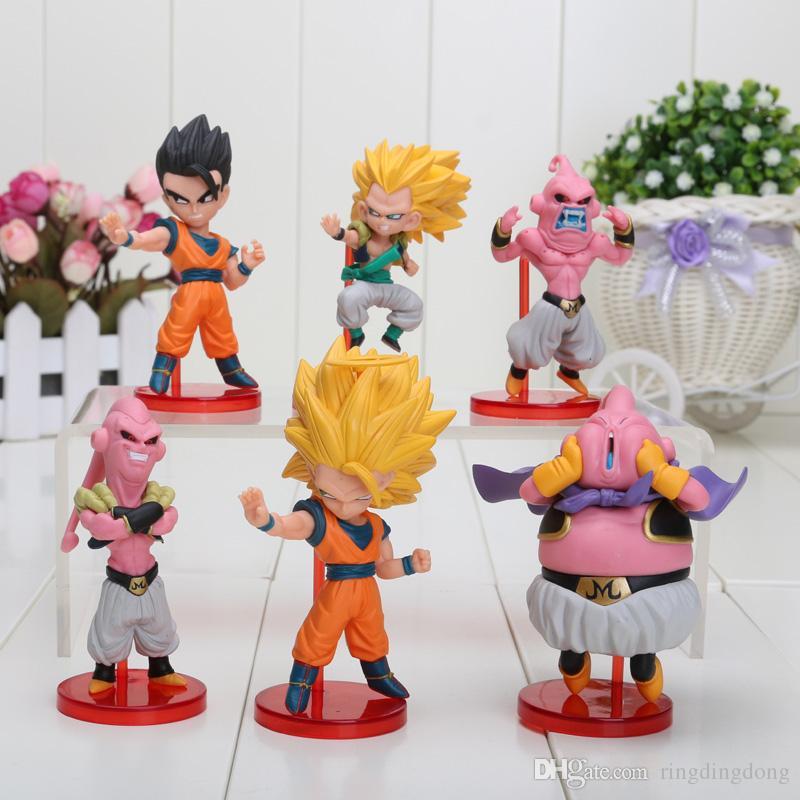 Dragon Ball Z SON GOKU Super Anime Statue Figure Child