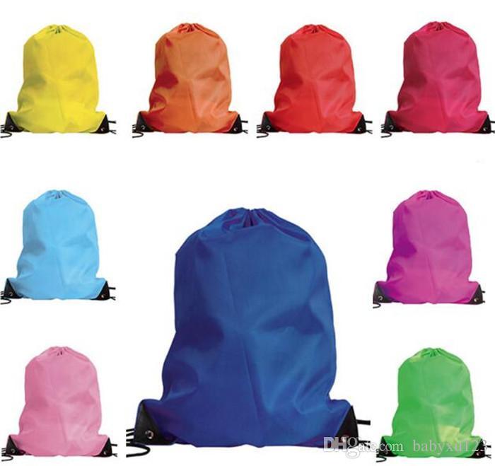 c1096eef6fdf Kids  Clothes Shoes Bag School Drawstring Frozen Sport Gym PE Dance  Portable Backpacks Y235 Backpacks Black Backpacks Ladies From Babyxu123