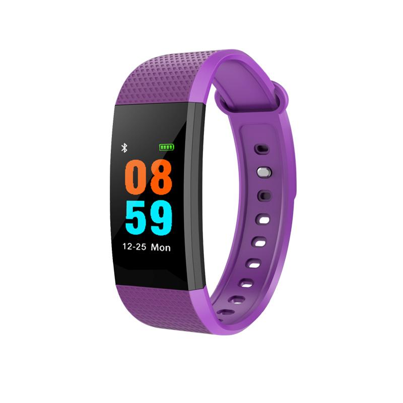 I9 IP68 smartwatch Impermeabile Smart Watch Bracciale Monitor per la frequenza cardiaca Blood Pressure Fitness Tracker Sport Smart Band