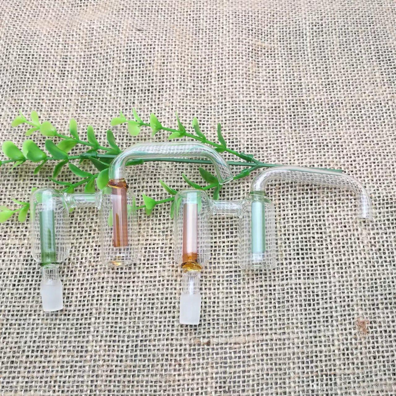 Двойной цветной фильтр стекло доска Оптовая бонги Стеклянные масла горелки Стеклянные трубы для воды труб нефтяных вышек, масло.