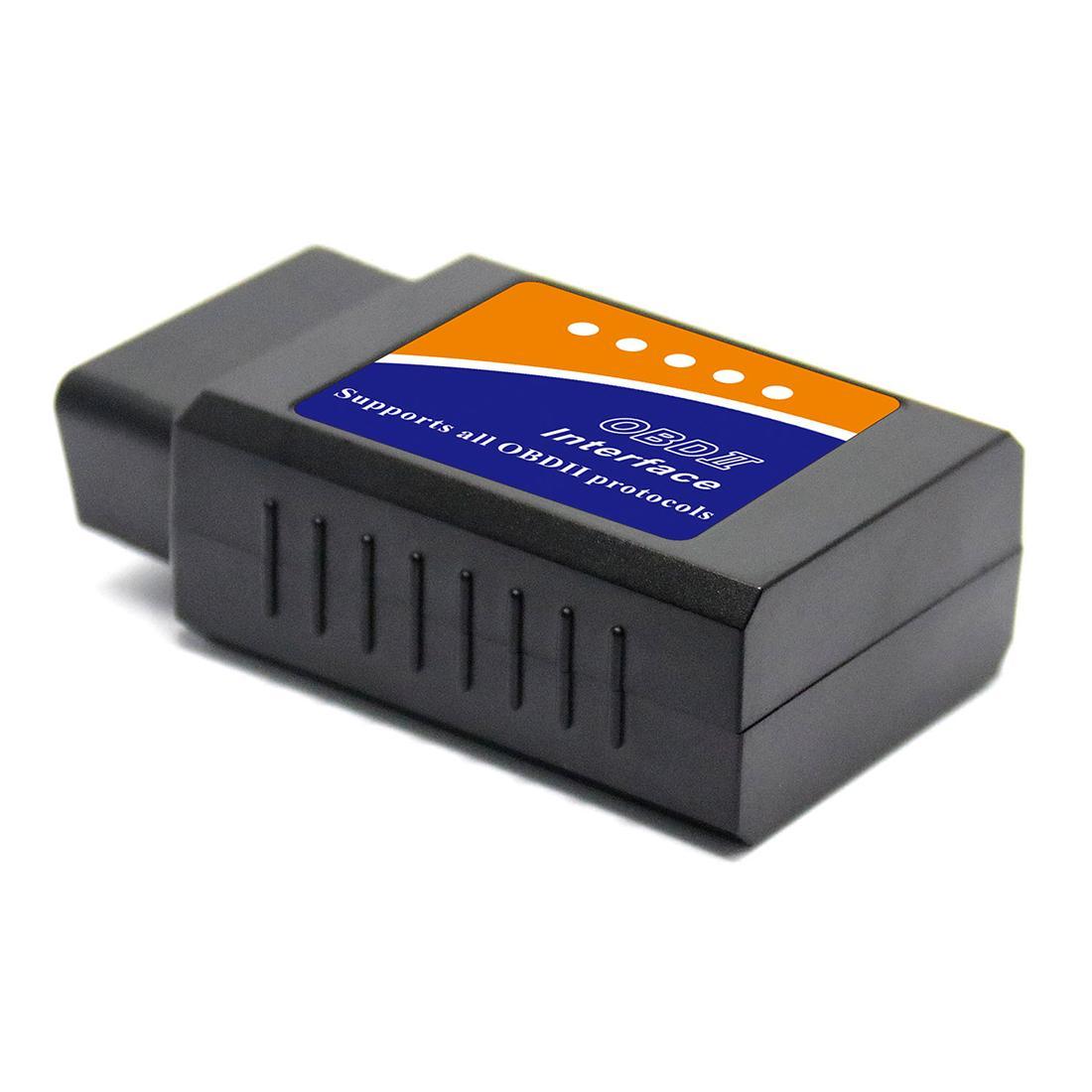 ELM327 V1.5 Super Mini Leitor Bluetooth Interface Sem Fio Interface Auto Leitores de Código de Ferramenta de Diagnóstico Protocolos OBDII CDT_00J