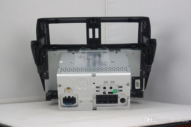 Автомобильный DVD-плеер для Toyota PRADO 2014 9inch Andriod 6.0 Octa core с GPS, управлением рулевого колеса, Bluetooth