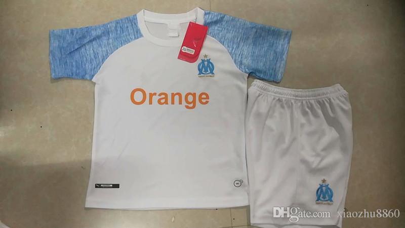 Maglia Home Olympique de Marseille Luiz GUSTAVO