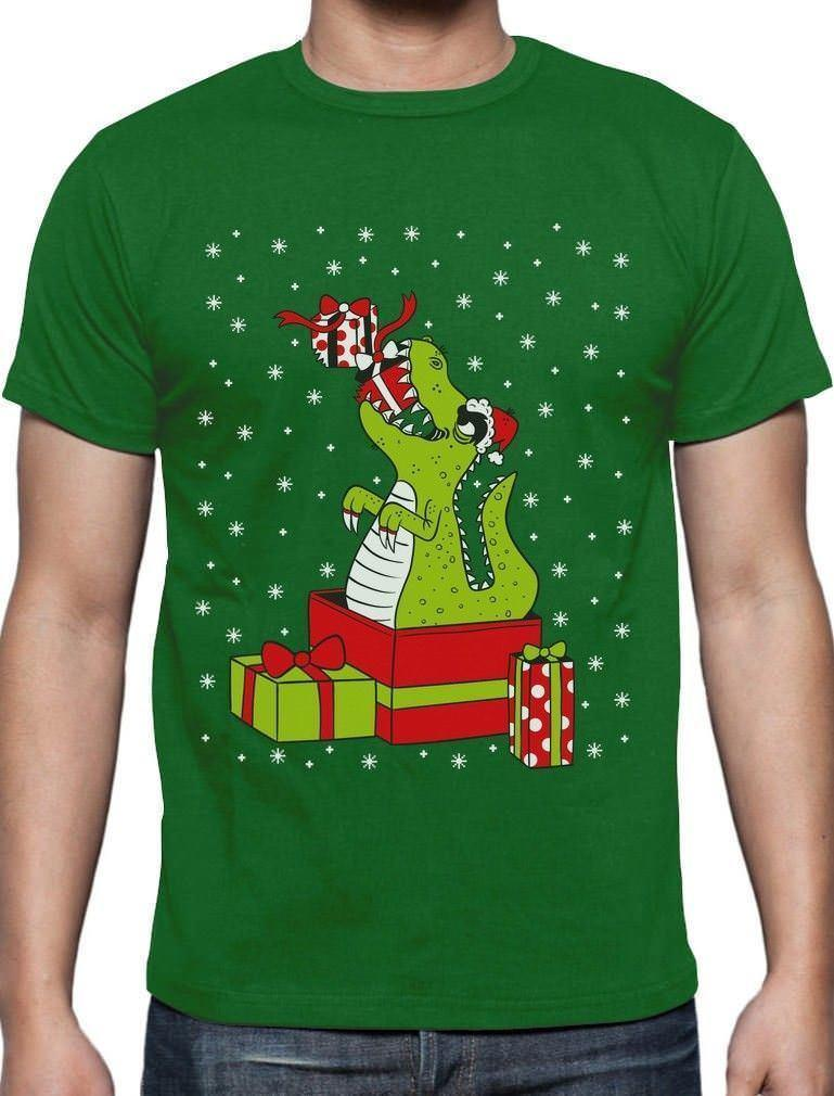 T Rex Christmas.T Rex Christmas Gift Funny Dinosaur Ugly Xmas Party Sweater T Shirt Raptor
