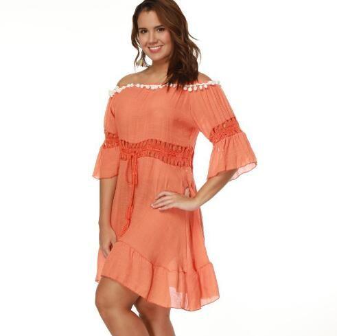 f27a1c8c88d6d Brand Designer Beach Bikini Cover Ups Swimwear Women Summer Crochet ...