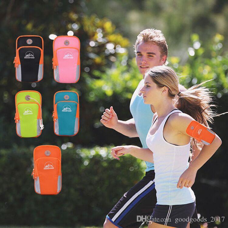 e329147c7ea3 Sport Armband Running Jogging Gym 4-6 inch Smartphones Running Arm Band  Pouch Holder Bag Case For samsung galaxy s9 plus iphone xiaomi mk632