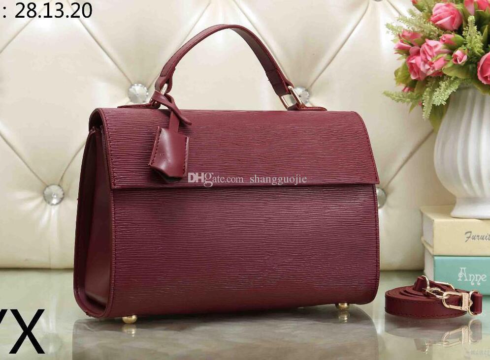 6136d5e6776 Hot Brand Designer Letter Zipper Ladies Fashion PU Large Capacity Bag  Shoulder Diagonal Luxury Handbags Red Handbags From Shangguojie,  47.72   DHgate.Com