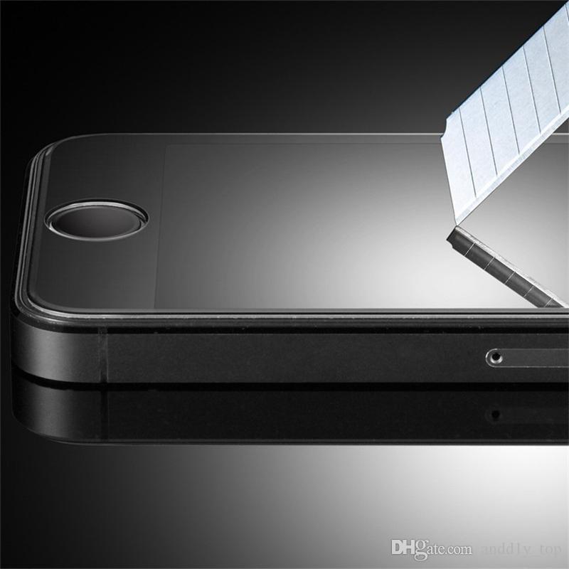 Vetro temperato protezione vetro temperato 0,26mm sony xperia z1 z2 z3 z4 LG G2 G3 mini G4 con confezione al dettaglio