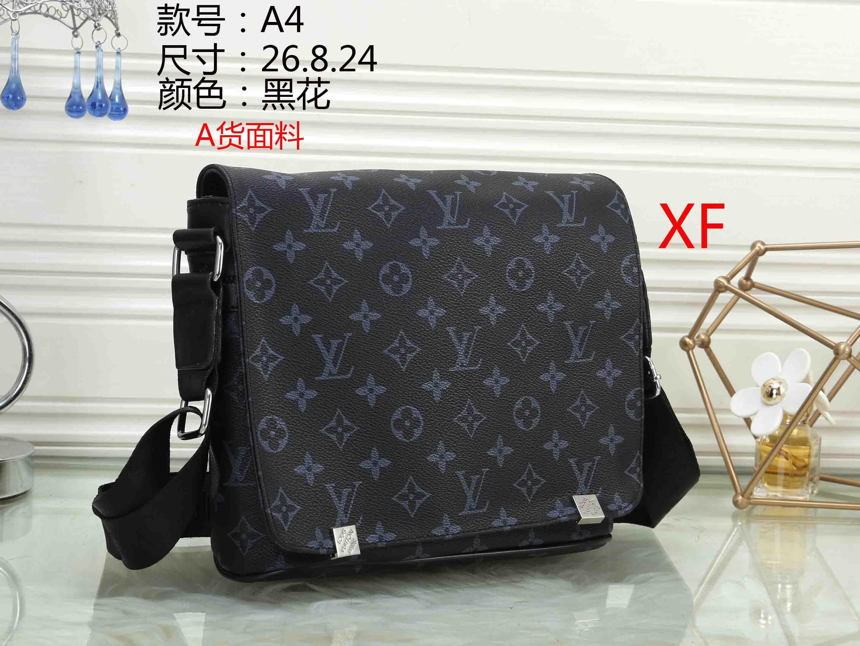 2019 Louis Vuitton Brand Designer Leather Handbag LV Briefcase Laptop  Shoulder Bag Messenger Bag TOTES Crossbody Bag Wallet Travel Bags e77993360f425