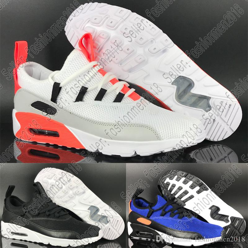 1f7958aa660a Newest Mesh Breathable Men s Summer Running Shoes Air Cushion 90 EZ ...