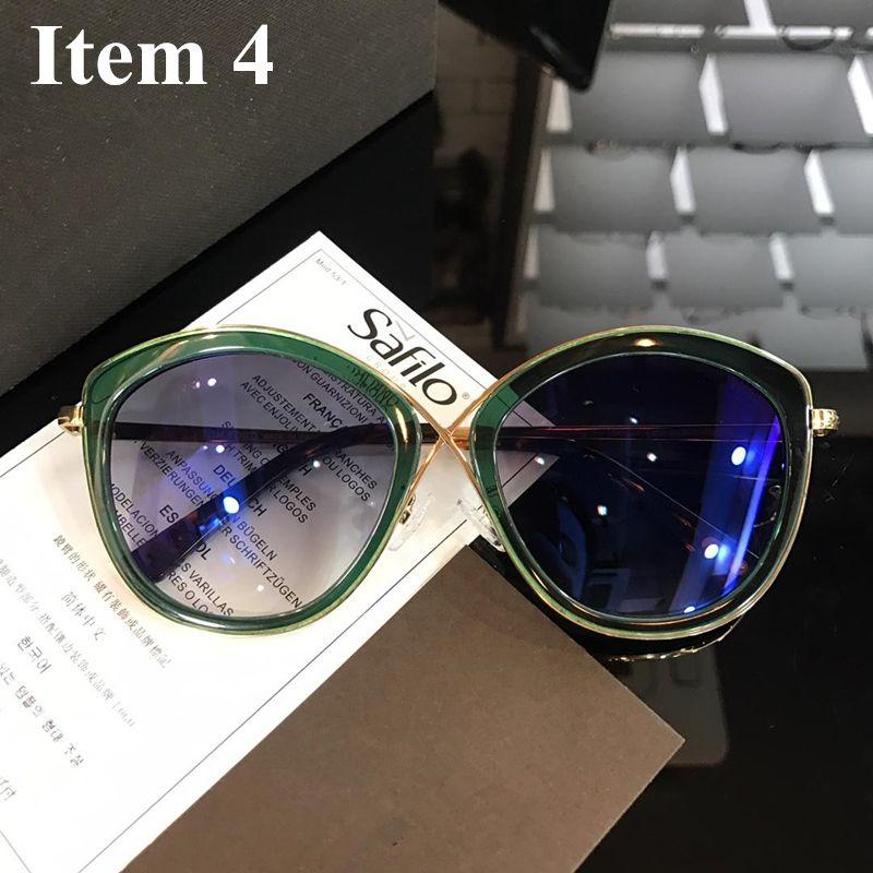 cb606d6d9f Retro Classic Women Brand Designer Polarized Sunglasses Fashion ...