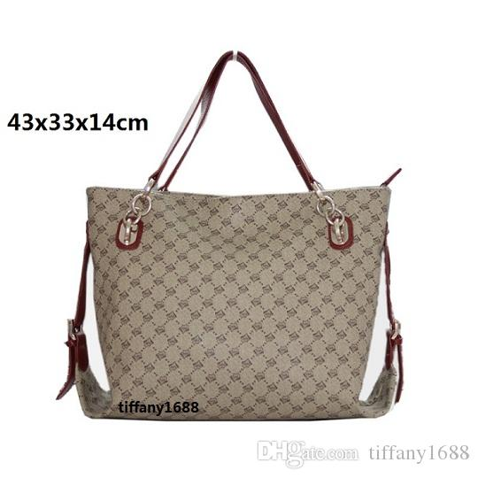9e32e9d2e0d Hot Sell Newest Style Classic Fashion Women's Totes Bags Handbags PU ...