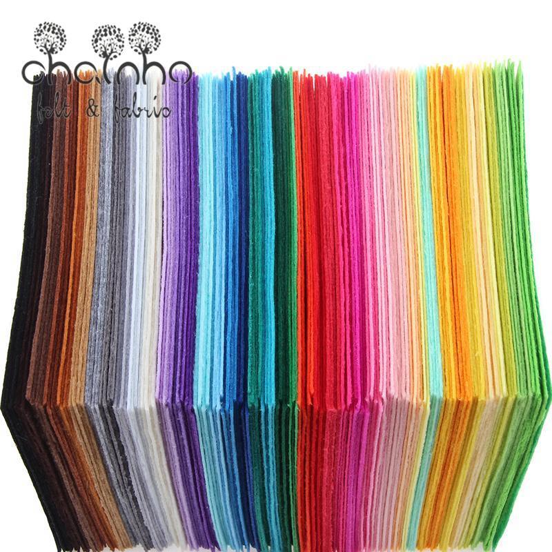 Großhandel Nicht Gesponnener Filz Stoff 1mm Stärke Polyester Tuch ...