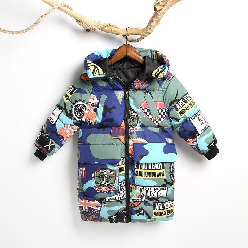 4480aa9e2c47 Children Waistcoat Boys Girls Korean Winter Vest Kids Down Cotton ...