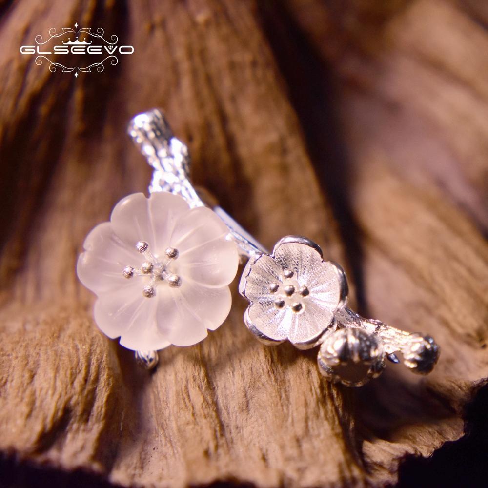Schmuck & Accessoires Sehr Große Designer Blüten Brosche Aus 925 Sterling Silber