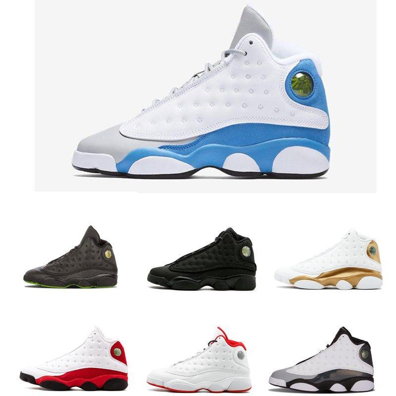 watch 3b3c9 abbd1 2019 City of Flight XIII 13 Italy Blue 13s black cat Hyper Royal Chicago  men basketball shoes 13s bred Phantom sports Sneaker size41-47