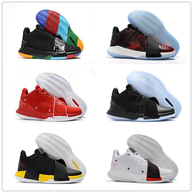 huge discount ed3d5 fb9bf ... CP3 Zapatos De Baloncesto Deportivos Para Hombre De Alta Calidad  Multicolor Diseñador Zapatillas Entrenadores Baratos 40 46 A  57.77 Del  Yxl01   DHgate.