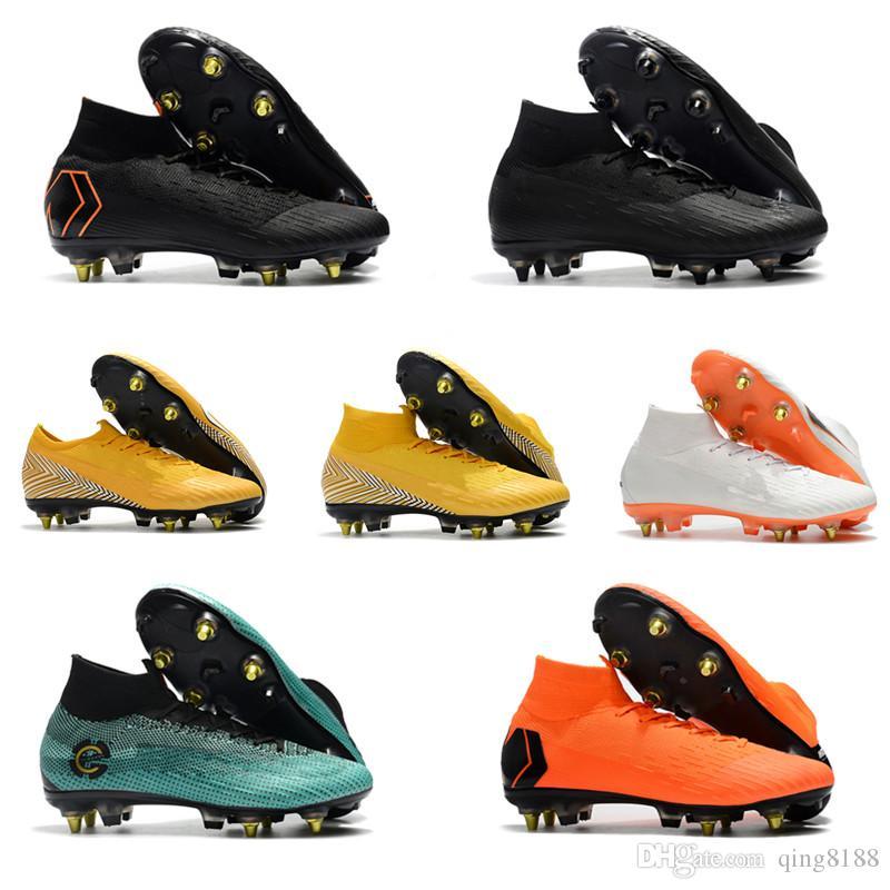 scarpe da calcio 6 tacchetti femminili