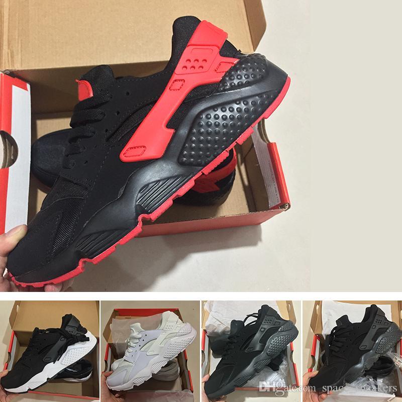 1a16bbc8 Compre 2018 Nuevo Nike Air Huarache Ejecutar 3 III Hombres Mujeres  Zapatillas, Alta Calidad Huaraches Deporte Zapatillas Deportivas Atletismo  Zapatos Eur 36 ...
