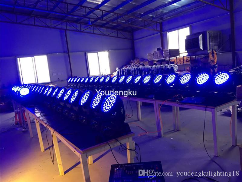 *10W RGBW 4 in 1 LED moving head 36x10 led moving head wash zoom 360w light