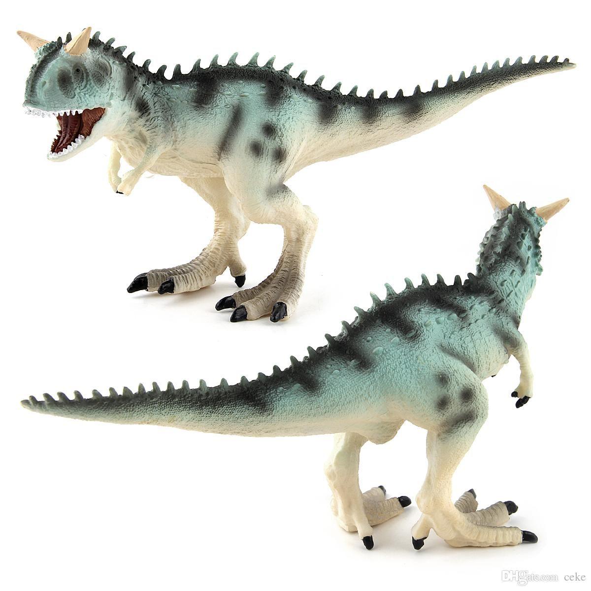 Nature World Dinosaur Toys Plastic Jungle Animals Kids PVC Model Toy Made  In China Jurassic World
