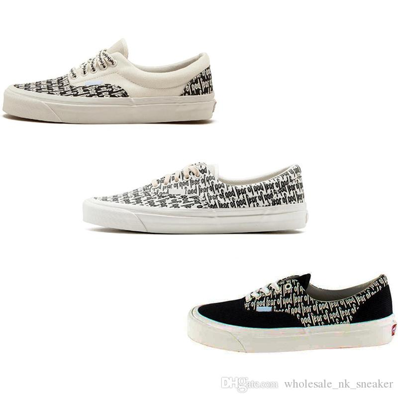 bbcf7e3b New Wans Fear Of God X Men Women Casual Shoes PacSun Era 97 95 ...