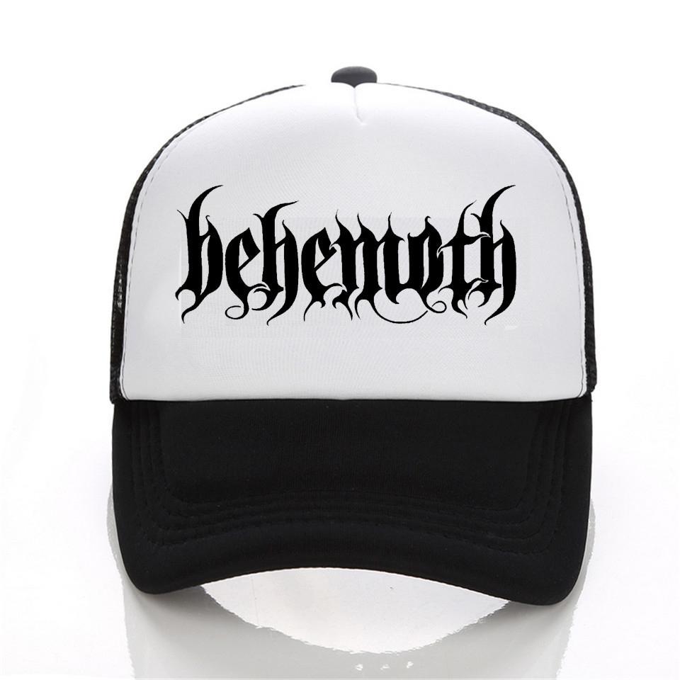 2bbd239b4c7ad New Hip Hop DEATH HEAVY METAL PUNK Band Behemoth Eagle Cap Men ...
