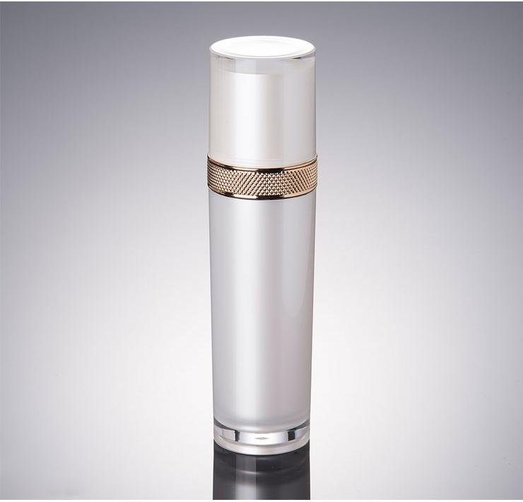 300pcs/lot acrylic 120ml pump lotion bottle used for  serum/lotion/emulsion/foundation Cosmetic Container