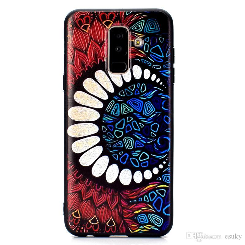 Handy Hullen Erstellen Fur Samsung A6 Plus 2018 Fall Slim Fit Klar