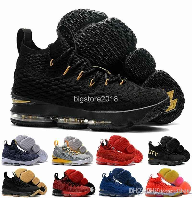 ba396e3bcef 2018 New XV 15 Equality BHM Graffiti Lebrons Mens Basketball White Casual Designer  James Luxury 15s Sports Shoes Trainers Off Sneakers Running Shoes Men ...