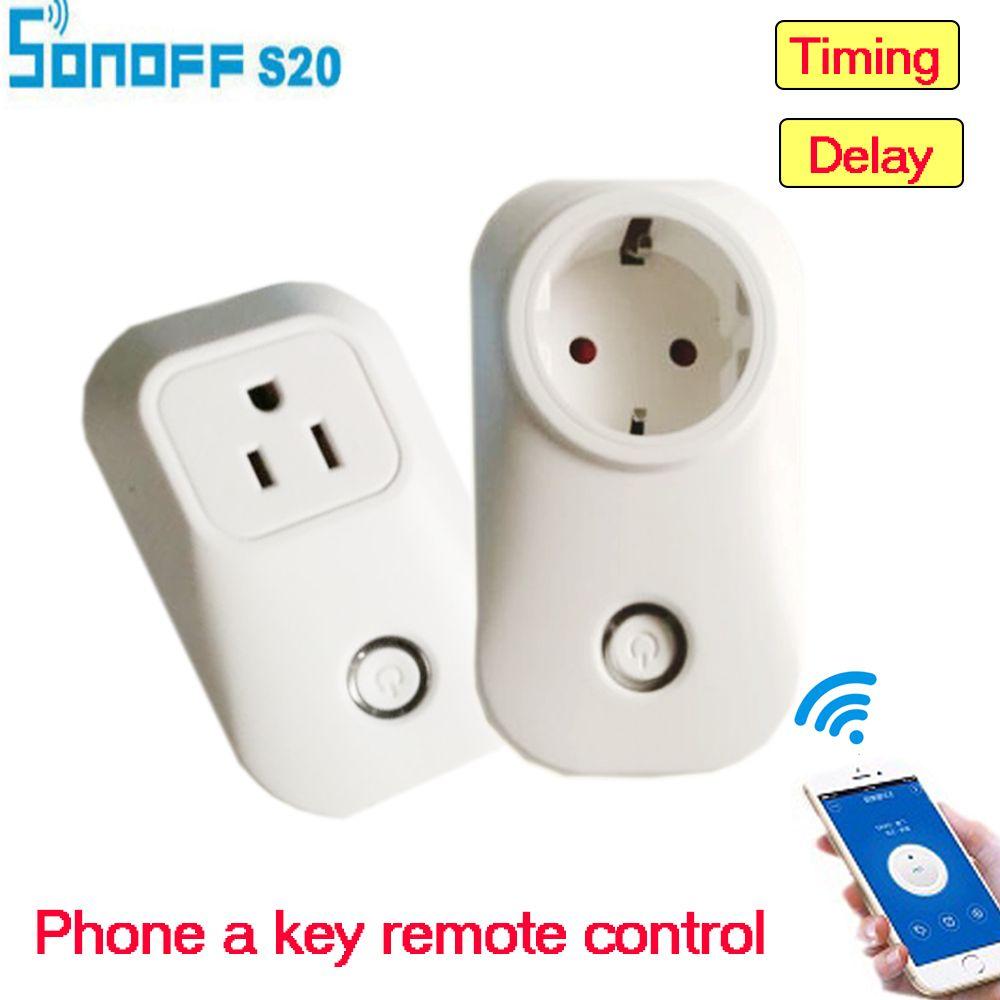 Itead Sonoff S20 Smart Wifi Socket Switch Cn Uk Us Eu Plug Remote ...