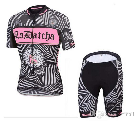 2018 New Tinkoff Saxo Bank Cycling Jerseys Short Sleeves Shirt+White ... 0408aac78