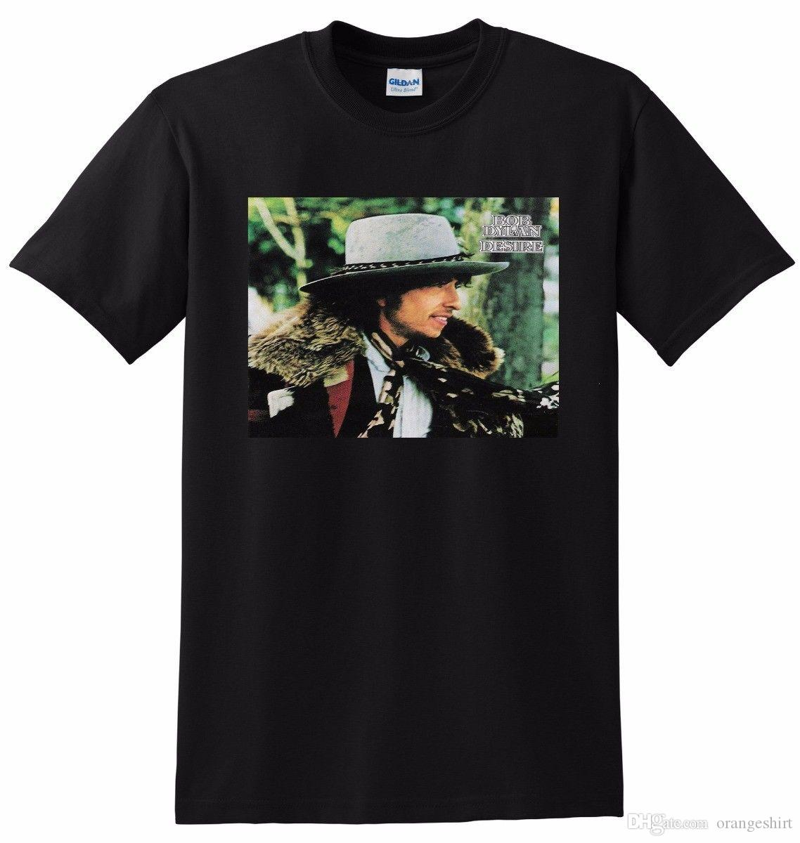 BOB DYLAN T SHIRT desire vinyl cover tee SMALL MEDIUM LARGE or XL