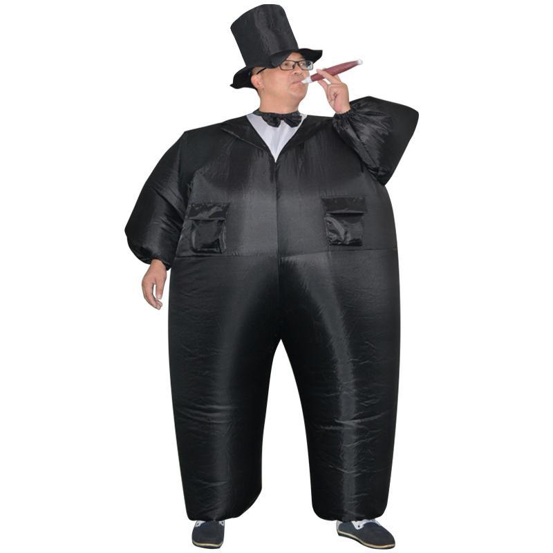 aufblasbarer anzug