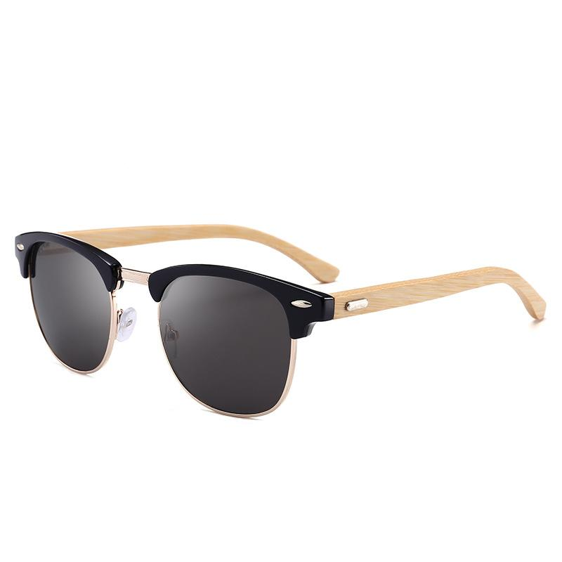 198803570f Fashion Bamboo Wood Frame Sunglasses Women Men Square Sun Glasses Retro  Gafas Shades Classic Eyewear UV400 Oculos De Sol Oversized Sunglasses Best  ...