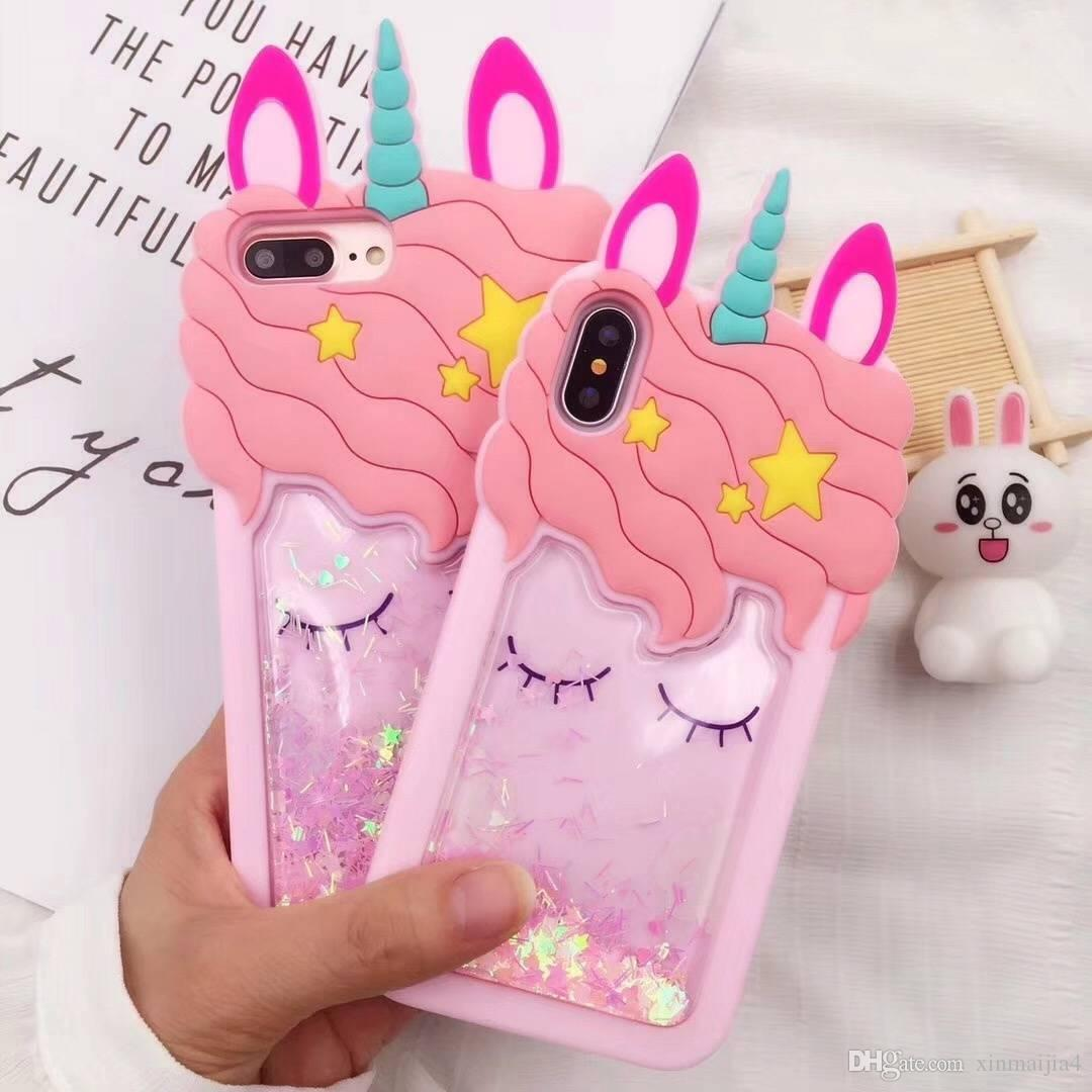 coque cils iphone 8