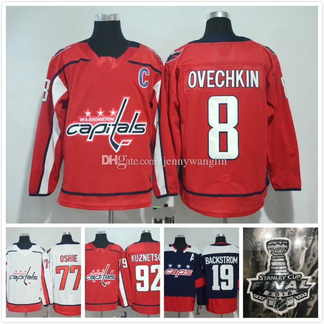 2018 Stanley Cup Finals Washington Capitals 8 Alex Ovechkin 19 ... 44acce1324d32