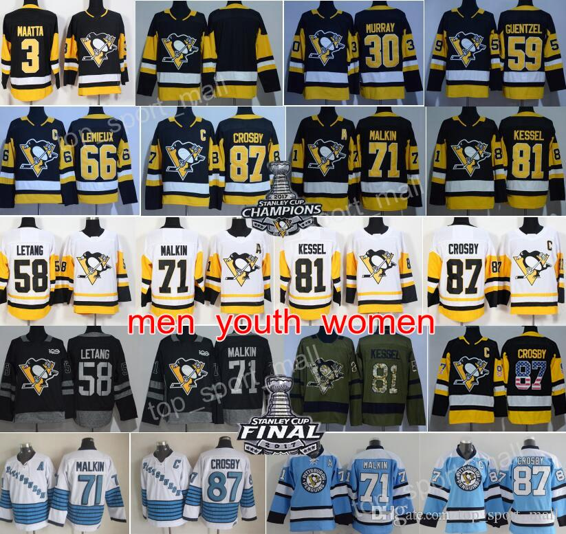 save off e2997 7b413 all pittsburgh penguins jerseys